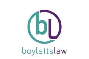 Boyletts Law logo