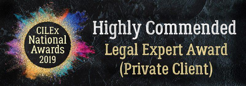 Legal Expert Awards