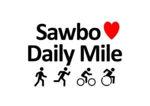 Logo - Sawbo Daily Mile
